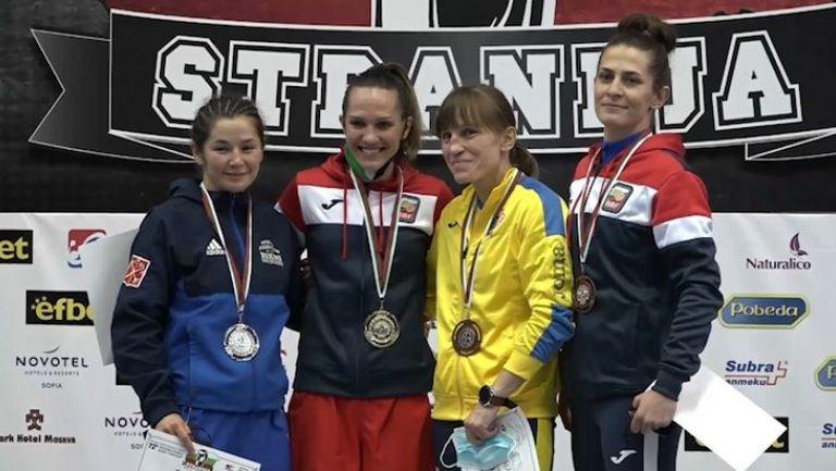 Станимира Петрова триумфира след победа над Карина Тазабекова