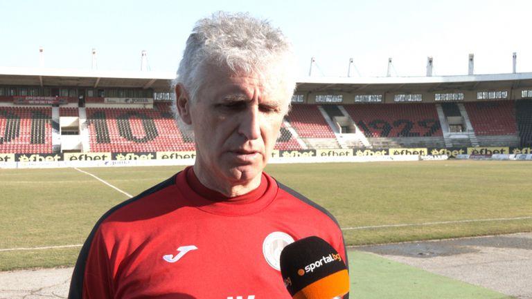 Иван Колев: Този мач се получи като добра подготовка за нас, но съм много доволен от старанието на момчетата
