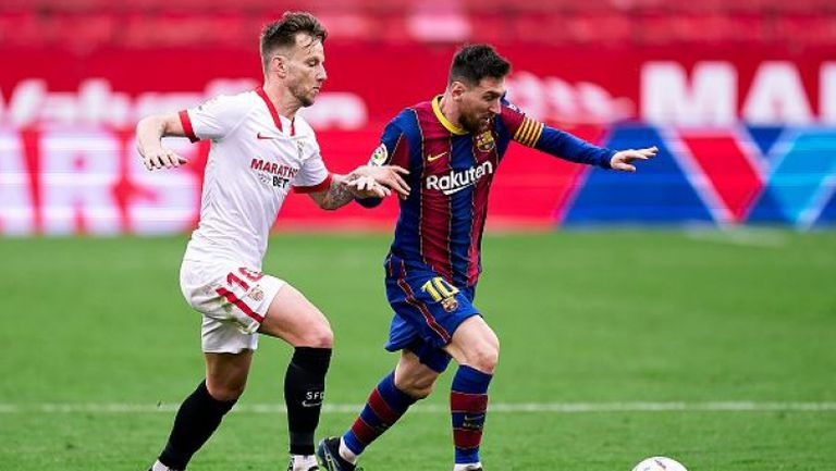 Севиля - Барселона 0:2