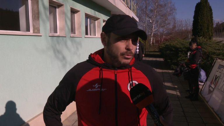 Николай Нинов: Много сблъсъци и малко футбол, липсваха ни основни играчи