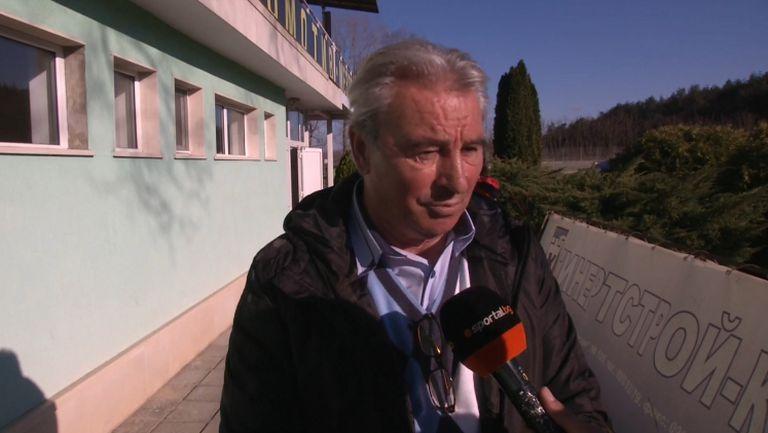 Благой Кръстанов: Отборът навлиза в един много добър етап