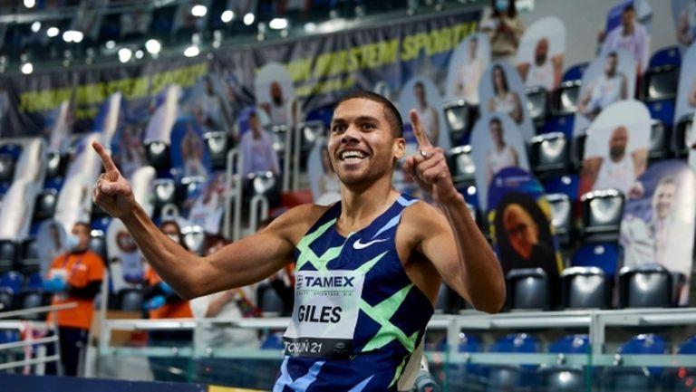 Себастиан Коу похвали Джайлс: Това беше страхотно бягане