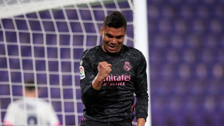 Реал Мадрид наказа грешката на Атлетико и битката се завърза (видео)