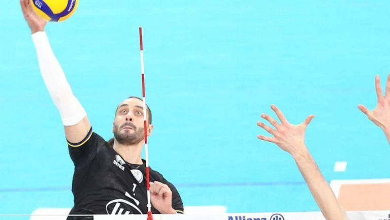 22 точки на Матей Казийски не стигнаха на Верона за победа над Милано (видео + снимки)
