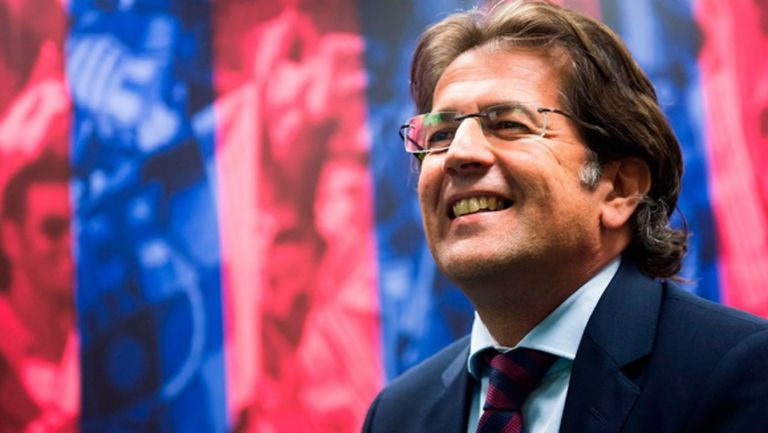 Третият кандидат за президент на Барса надцаква с гръмко изказване