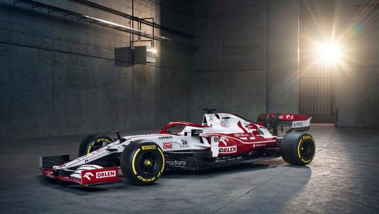 Алфа Ромео представи болида за новия сезон във Формула 1
