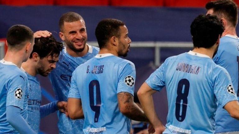 19-ата поредна победа засили Ман Сити към четвъртфиналите (видео)