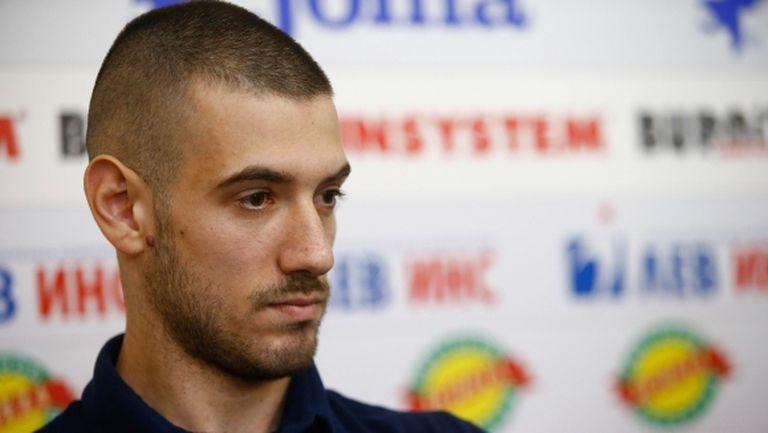 Героят от мача с Латвия: Вярвах в този успех и знаех, че той ще се случи