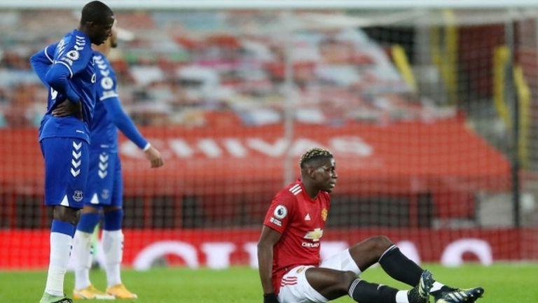 Погба ще отсъства за по-дълго, пропуска дербитата с Челси и Ман Сити