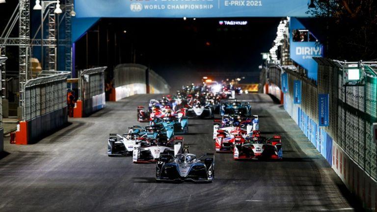 Mercedes с втора поредна победа във Формула Е