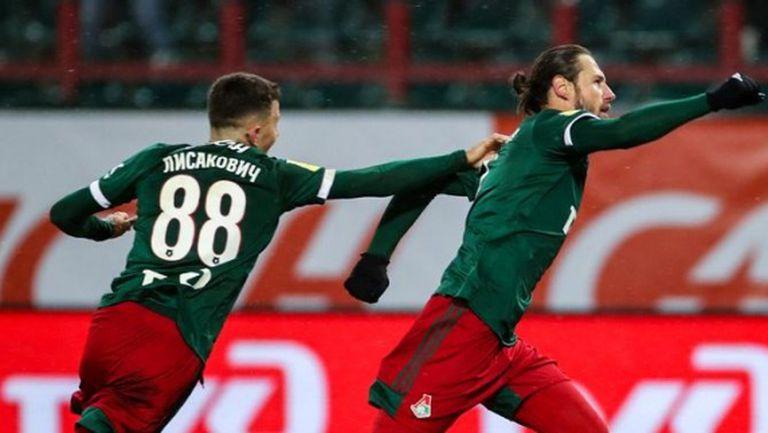 Локо (М) победи ЦСКА (М) в дербито, Влашич пропусна дузпа (видео)
