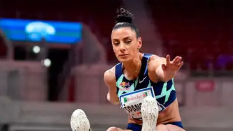 Световната шампионка на скок дължина в зала Ивана Шпанович ще пропусне Европейското