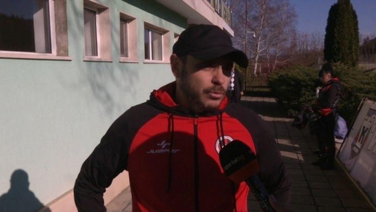 Николай Нинов: Много сблъсъци и по-малко футбол, липсваха ни основни играчи