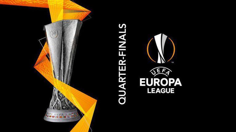 Резултати и голмайстори от първите 1/4-финали в Лига Европа