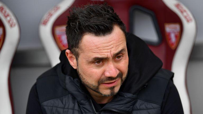 Треньорът на Сасуоло разкритикува съдията и защитната игра на Интер