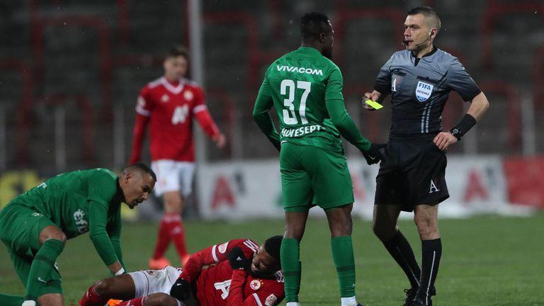 Волен Чинков се справил много добре с първия мач между ЦСКА-София и Лудогорец