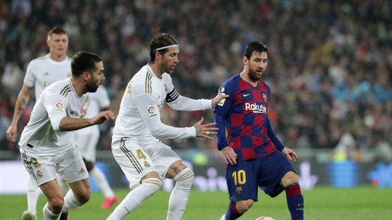 Серхио Рамос: Ако Меси не беше в Барселона, Реал Мадрид щеше да спечели още трофеи