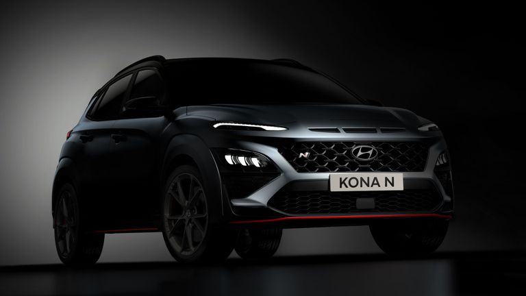 Hyundai разкри повече информация за новата KONA N