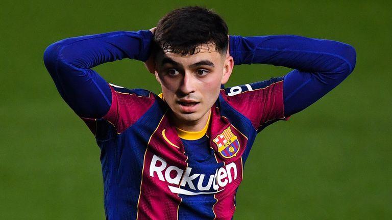 Барселона иска да се обвърже дългосрочно с Педри