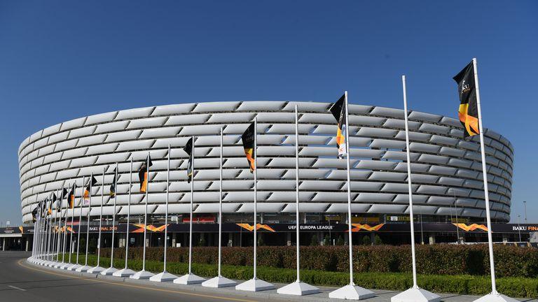 Азербайджан готов да приеме фенове до 50% от капацитета на стадиона в Баку