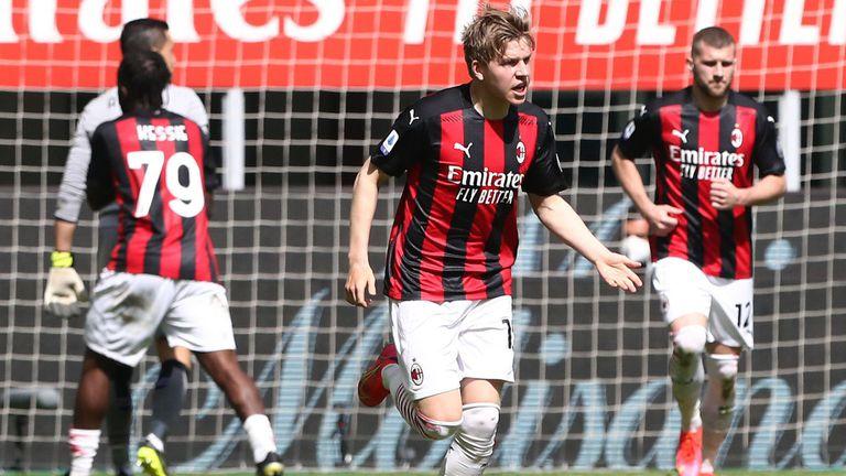 Крило на Милан: Холанд ми препоръча клуба