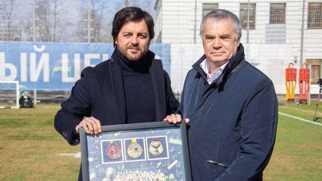 Парма отмъква спортния директор на Зенит
