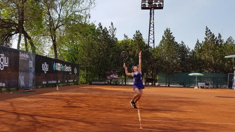 Терзийска, Костова и Шаламанова се класираха за полуфиналите на турнира в Пазарджик