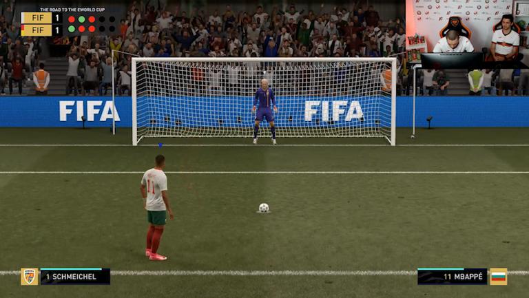FIFAe Nations Series: България – Румъния 1:1 (3:4) (Трети мач)