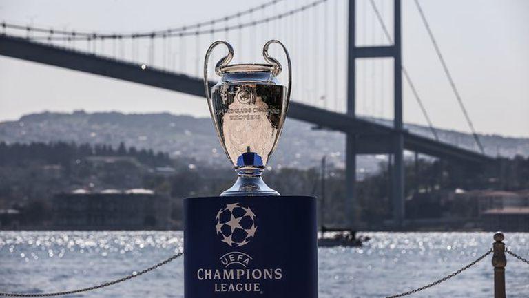 В Англия вярват, че УЕФА ще им се реваншира и ще премести финала