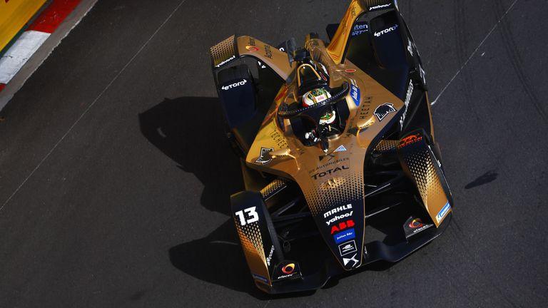 Да Коща спечели оспорваната квалификация от Формула Е в Монако