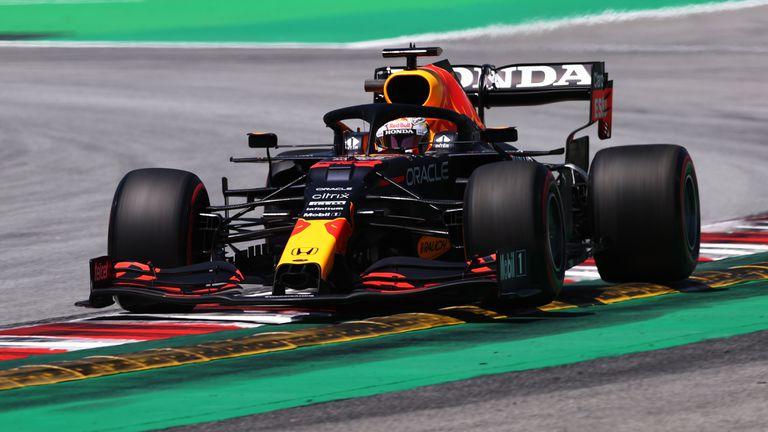 Верстапен най-бърз преди квалификацията за Гран При на Испания