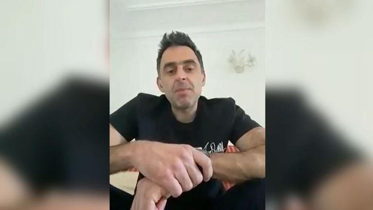 Рони О'Съливан с обещание към българските фенове