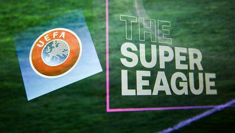 Реал Мадрид, Барселона и Ювентус отговориха на заплахите