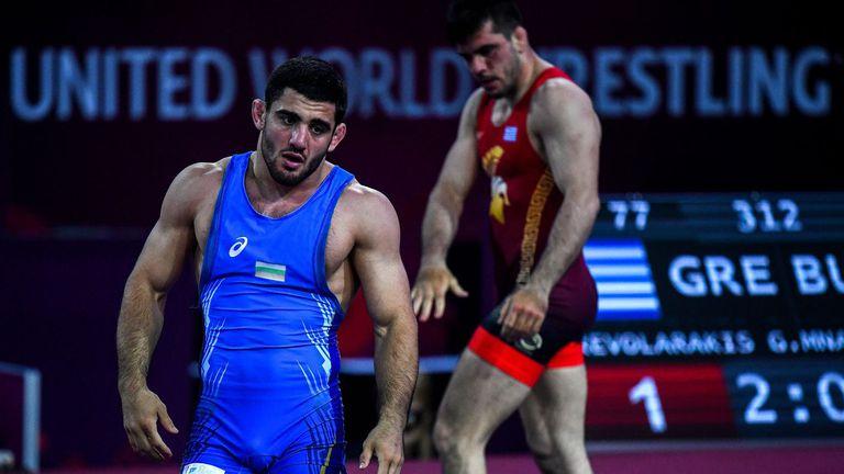 Айк Мнацаканян е последният български национал с шанс за квота за Токио 2020