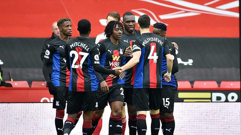 Шефилд Юнайтед - Кристъл Палас 0:2