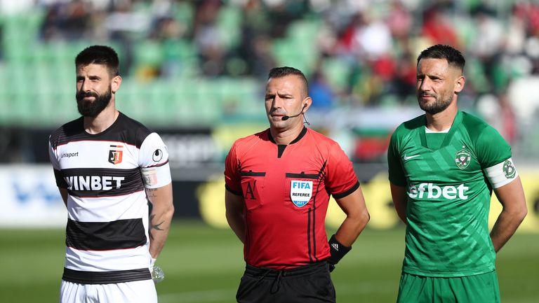 ПП Лудогорец - Локомотив (Пловдив) 1:2