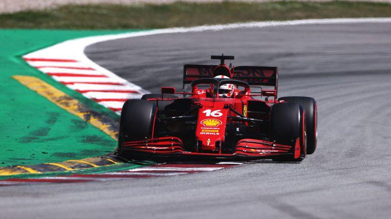 Леклер с променен подход към състезателния уикенд в Испания