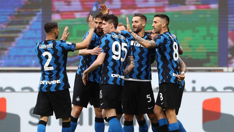 Интер 3:1 Сампдория, втори гол на Алексис
