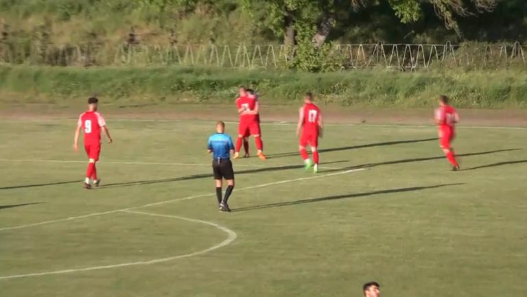Розова долина (Казанлък) вкара 4-ти гол на Марица (Пловдив)
