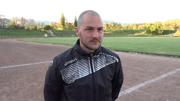 Атанас Апостолов: Получи се един страхотен мач за нашия отбор