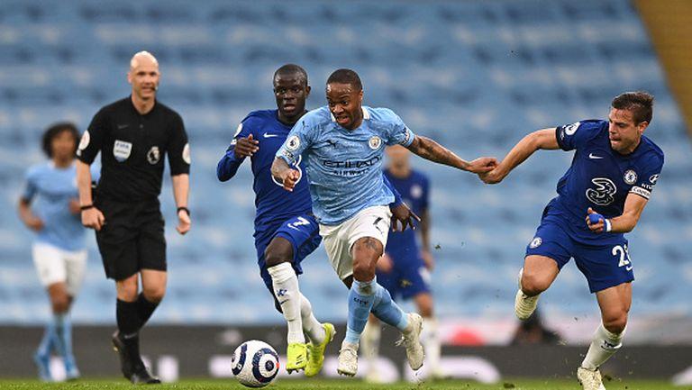 Манчестър Сити - Челси 1:2