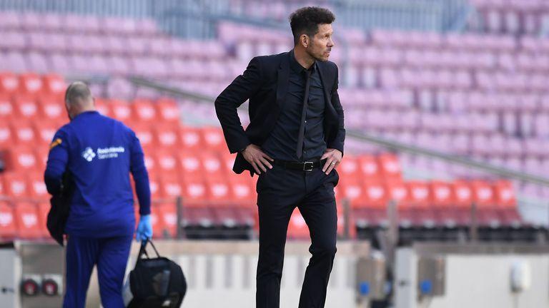 Симеоне: Бяхме по-добри преди почивката, няма да гледам Реал Мадрид - Севиля