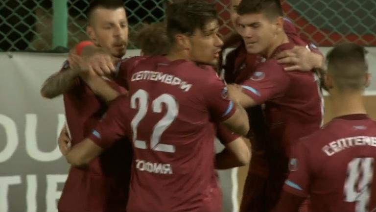 Християн Казаков отново извежда Септември напред в резултата срещу Пирин