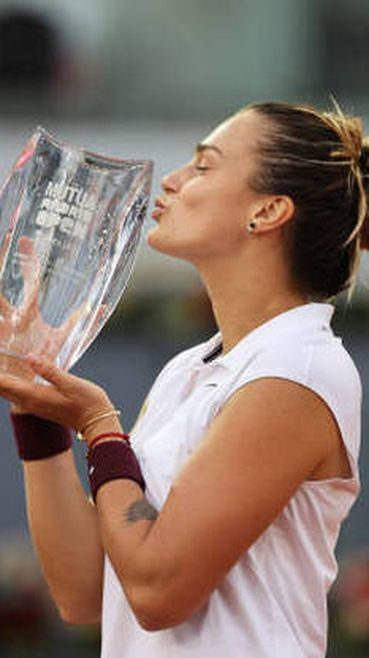 Сабаленка победи Барти на финала в Мадрид