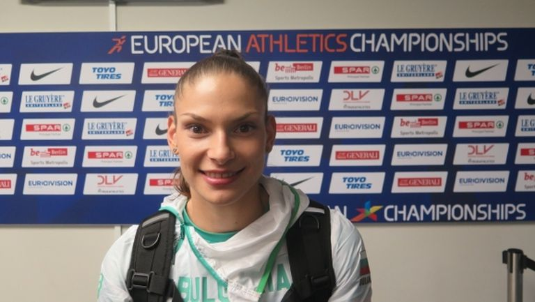 Петрова: Това шесто място е глътка свеж въздух за мен