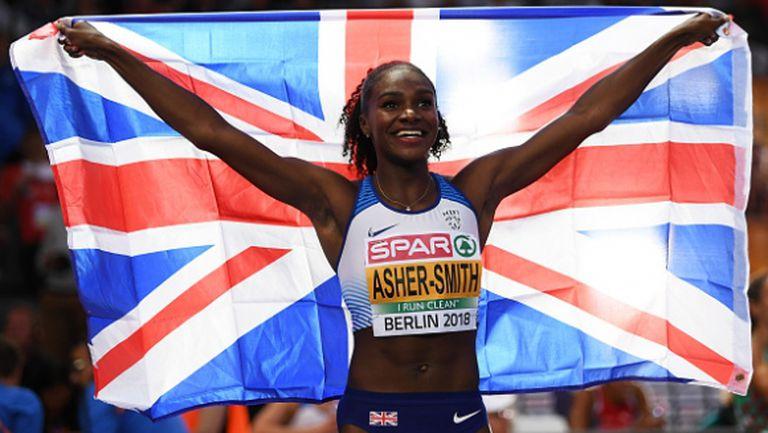 Ивет остана извън медалите на 200 метра, триумф за Ашър-Смит