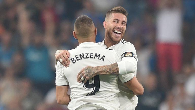Забравете Кристиано! Реал Мадрид има нови голови властелини (галерия)