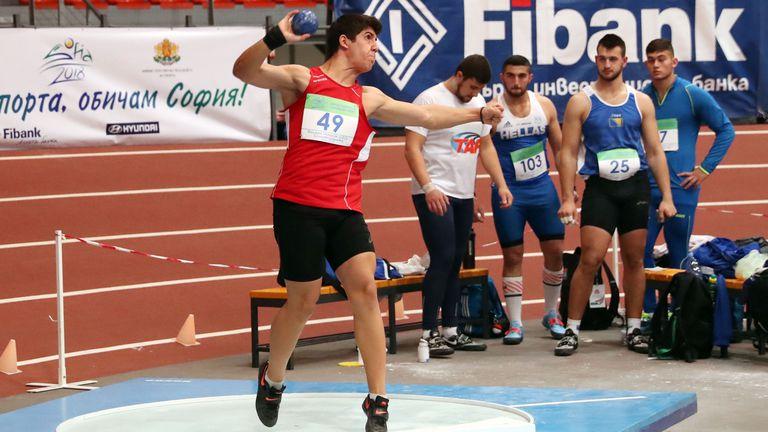 Валентин Андреев постави нов национален рекорд за юноши в Балчик