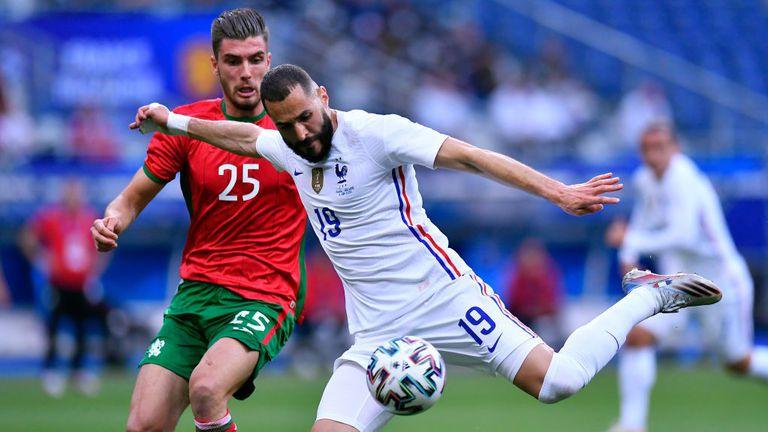 Франция - България