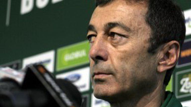 Марков: Излизаме с цел победа срещу Италия